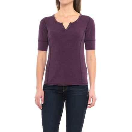 Marmot Shay Shirt - UPF 30, Short Sleeve (For Women) in Nightshade - Closeouts