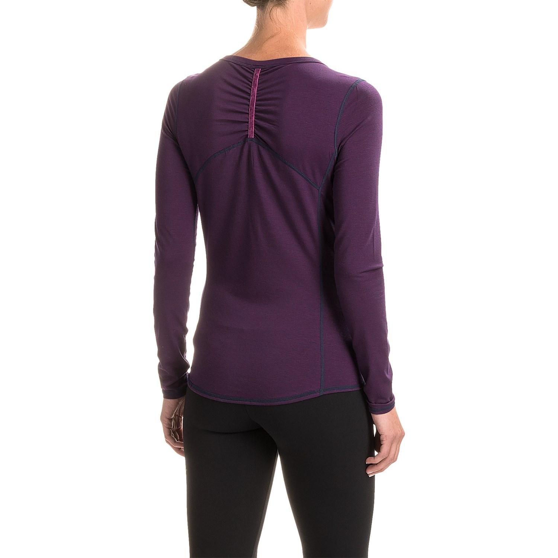 Aquinn Labelle - Blazer Long Sleeve Squall (Hitam-Grey). Source · Marmot
