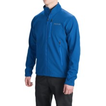 Marmot Shield Polartec® Power Shield® Soft Shell Jacket (For Men) in Blue Night - Closeouts