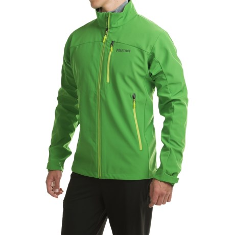 Marmot Shield Polartec(R) Power Shield(R) Soft Shell Jacket (For Men)