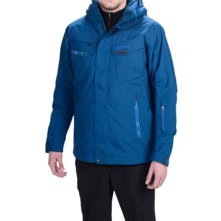 Marmot Sky Pilot Jacket - Waterproof, Insulated (For Men) in Blue Night - Closeouts