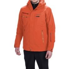 Marmot Sky Pilot Jacket - Waterproof, Insulated (For Men) in Sunset Orange - Closeouts