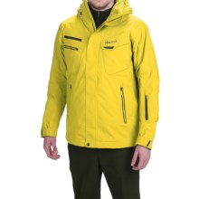 Marmot Sky Pilot Jacket - Waterproof, Insulated (For Men) in Yellow Vapor - Closeouts
