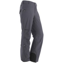 Marmot Skyline Pants - Waterproof, Insulated (For Women) in Dark Steel - Closeouts