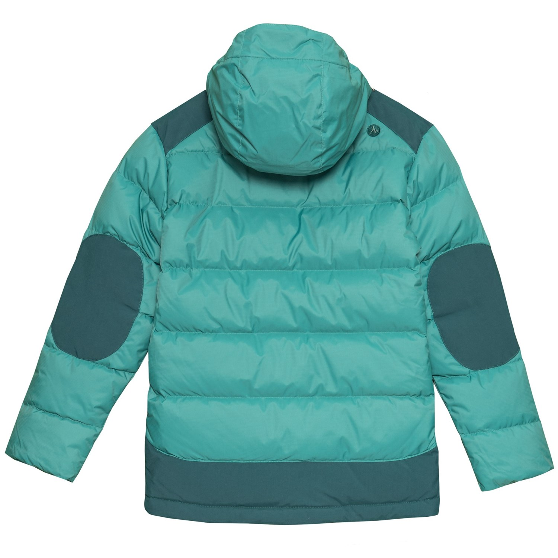 Marmot Sling Shot Down Ski Jacket Waterproof, 700 Fill Power (For Little and Big Girls)