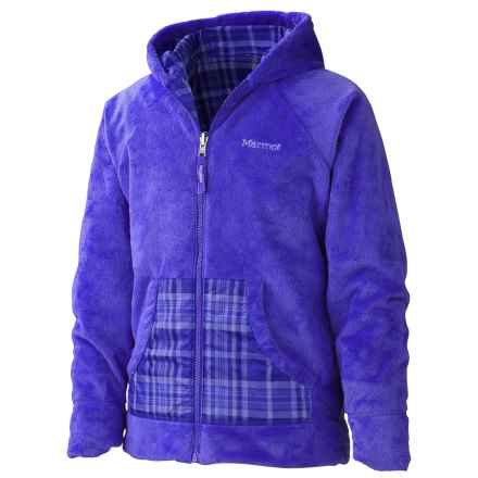 Marmot Snow Fall Jacket - Reversible (For Girls) in Gemstone - Closeouts