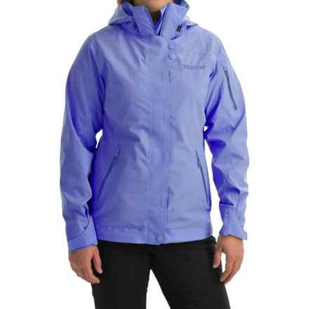 Marmot Snow Queen Ski Jacket - Waterproof (For Women) in Blue Dusk - Closeouts
