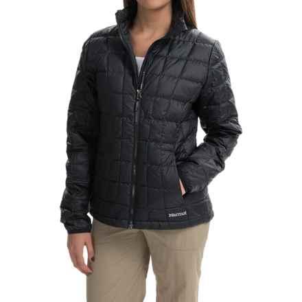 Marmot Sol Down Jacket - 600 Fill Power (For Women) in Black - Closeouts