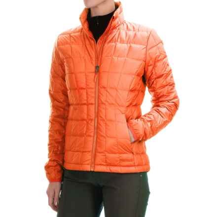 Marmot Sol Down Jacket - 600 Fill Power (For Women) in Orange Coral - Closeouts