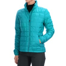 Marmot Sol Down Jacket - 600 Fill Power (For Women) in Sea Breeze - Closeouts