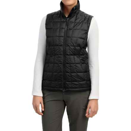 Marmot Sol Down Vest - 600 Fill Power (For Women) in Black - Closeouts