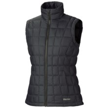 Marmot Sol Down Vest - 700 Fill Power (For Women) in Black - Closeouts