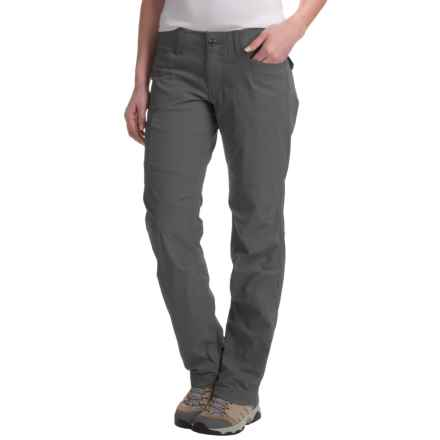 Marmot Sonia Pants - UPF 40 (For Women) in Dark Steel - Closeouts