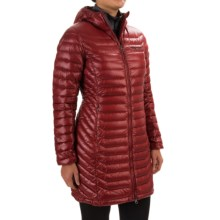 Marmot Sonya Down Jacket - 700 Fill Power (For Women) in Dark Crimson - Closeouts