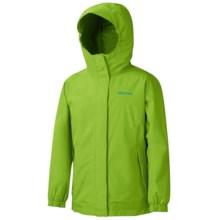 Marmot Southridge Jacket - Waterproof (For Girls) in Green Envy - Closeouts