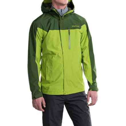 Marmot Southridge Jacket - Waterproof (For Men) in Green Lichen/Greenland - Closeouts