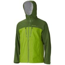 Marmot Spectra Jacket - Waterproof (For Men) in Green Lichen/Greenland - Closeouts