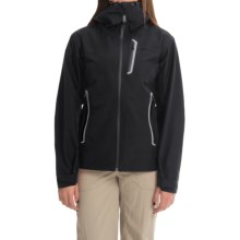 Marmot Speed Light Gore-Tex® Jacket - Waterproof (For Women) in Black - Closeouts