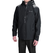 Marmot Speed Light Gore-Tex® Pro Jacket - Waterproof (For Men) in Black - Closeouts