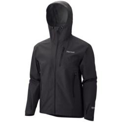 Marmot Speed Light Gore-Tex® Pro Shell Jacket - Waterproof (For Men) in Black