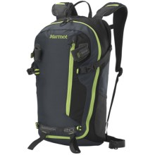 Marmot Sphinx 20 Daypack in Dark Coal/Black - Closeouts