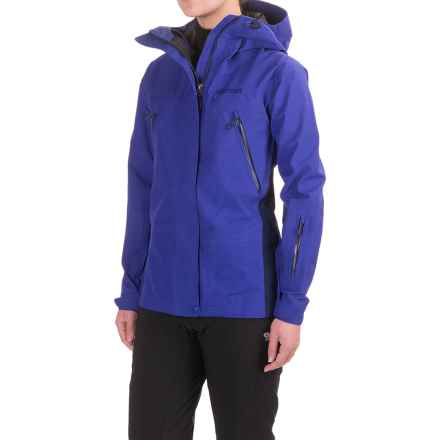 Marmot Spire Gore-Tex® Jacket - Waterproof (For Women) in Royal Night/Arctic Navy - Closeouts