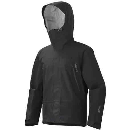 Marmot Spire Gore-Tex® Performance Shell Jacket - Waterproof (For Men) in Black