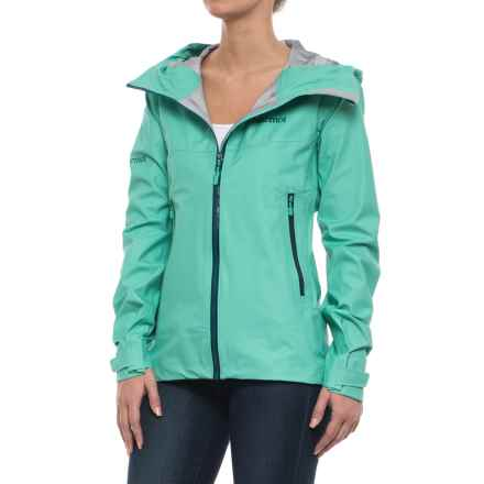 Marmot Starfire Jacket - Waterproof (For Women) in Waterfall - Closeouts
