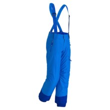 Marmot Starstruck Snow Pants - Waterproof, Insulated (For Girls) in Blue Bay - Closeouts