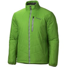 Marmot Start House Jacket - Insulated (For Men) in Bright Grass - Closeouts