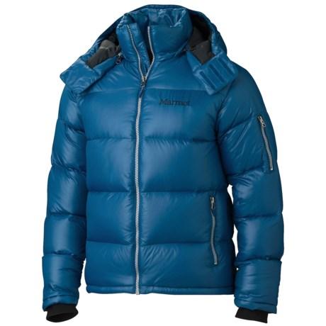 Marmot Stockholm Down Jacket - 700 Fill Power (For Men) in Blue Sapphire