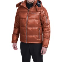 Marmot Stockholm Down Jacket - 700 Fill Power (For Men) in Dark Rust - Closeouts