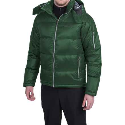 Marmot Stockholm Down Jacket - 700 Fill Power (For Men) in Deep Forest - Closeouts
