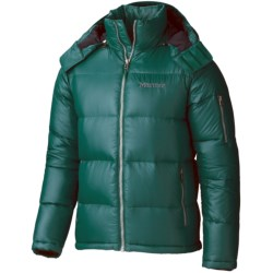 Marmot Stockholm Down Jacket - 700 Fill Power (For Men) in Deep Yellow