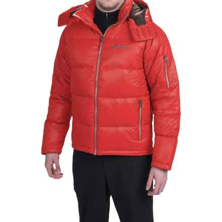 Marmot Stockholm Down Jacket - 700 Fill Power (For Men) in Rocket Red - Closeouts