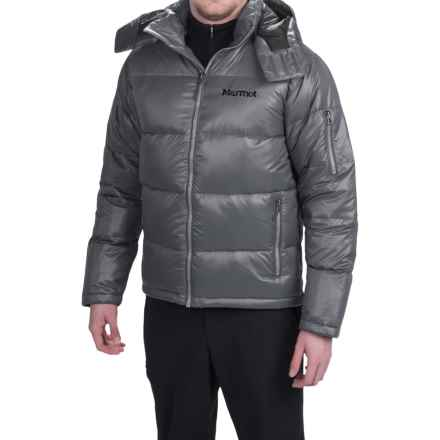 Marmot Stockholm Down Jacket - 700 Fill Power (For Men) in Steel Onyx - Closeouts
