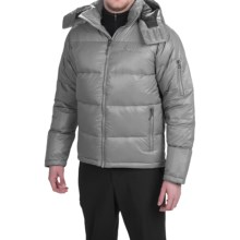 Marmot Stockholm Down Jacket - 700 Fill Power (For Men) in Steel - Closeouts