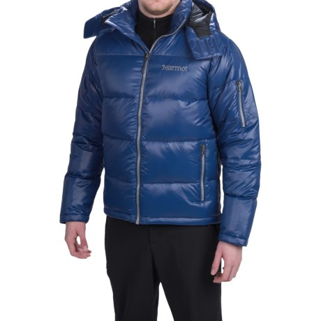 Marmot Stockholm Down Jacket - 700 Fill Power (For Men) in Stellar Blue