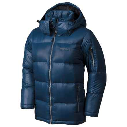 Marmot Stockholm JR Down Jacket - 700 Fill Power (For Youth Boys) in Stellar Blue - Closeouts