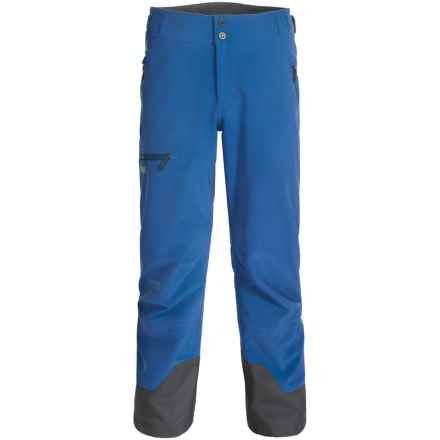 Marmot Storm King Polartec® NeoShell® Ski Pants - Waterproof (For Men) in Blue Night - Closeouts