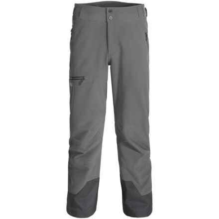Marmot Storm King Polartec® NeoShell® Ski Pants - Waterproof (For Men) in Slate Grey - Closeouts