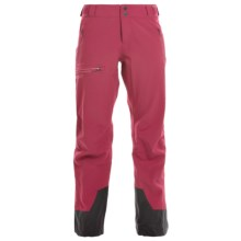 Marmot Storm Queen Polartec® NeoShell® Ski Pants - Waterproof (For in Dark Raspberry - Closeouts