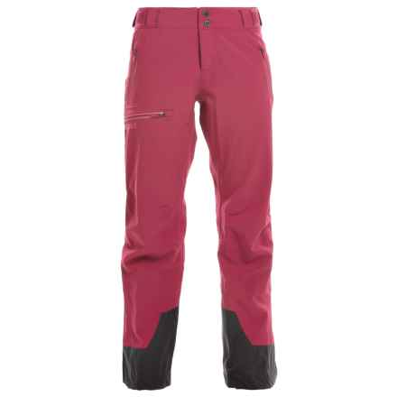 Marmot Storm Queen Polartec® NeoShell® Ski Pants - Waterproof (For Women) in Dark Raspberry - Closeouts
