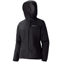 Marmot Storm Shield Jacket - Waterproof (For Women) in Black - Closeouts