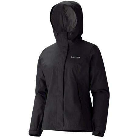 Marmot Storm Shield Jacket - Waterproof (For Women) in Black