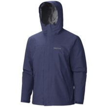 Marmot Storm Shield PreCip® Jacket - Waterproof (For Men) in Navy - Closeouts
