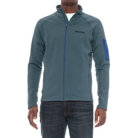 Marmot Stretch Fleece Jacket (For Men)