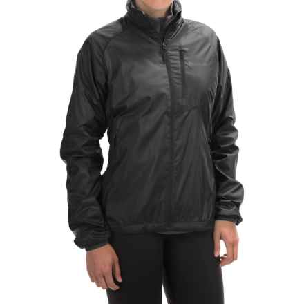 Marmot Stride Jacket - Wind Resistant (For Women) in Black - Closeouts