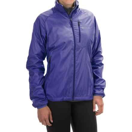 Marmot Stride Jacket - Wind Resistant (For Women) in Blue Dusk - Closeouts