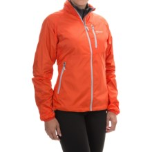 Marmot Stride Jacket - Wind Resistant (For Women) in Coral Sunset - Closeouts